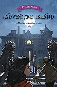 Book's Cover ofLe Mystère du fantôme de minuit