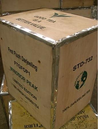 Original Teekiste 60cm Holz Kiste Nachttisch Tisch Dekoration Loft Mbel Bersee