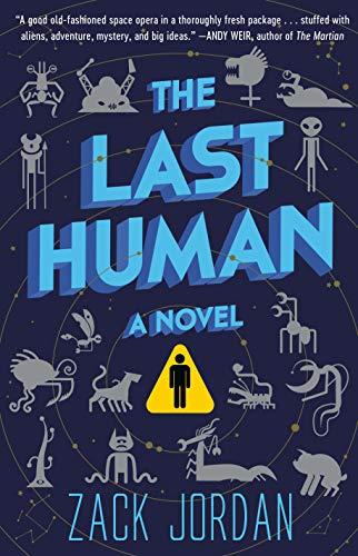 The Last Human by [Jordan, Zack]