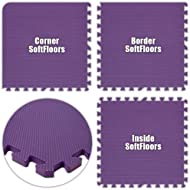 Best Floor Pad SoftFloors Purple Total