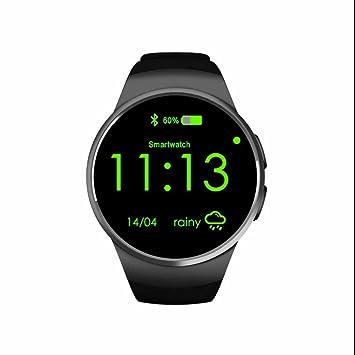 Montre Connectée Smartwatch Montre Sport Bluetooth,Compteur de Calories,Anti-lost Message,