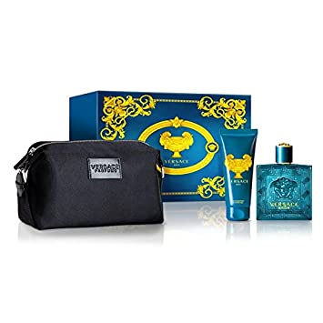 330d339edb40 Amazon.com   Versace Eros 3PC Gift Set for Men   Beauty