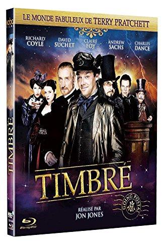 Timbré (Going Postal) [Blu-ray]