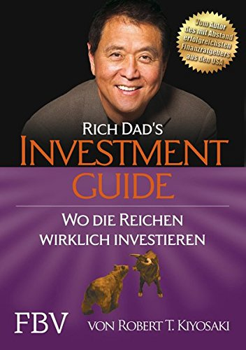 Price comparison product image Rich Dad's Investmentguide