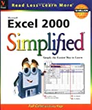 img - for Microsoft Excel 2000 Simplified (Simplified (Wiley)) book / textbook / text book
