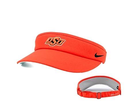 ef36dc88216 Amazon.com  Nike Oklahoma State Cowboys Sideline Dri-FIT Adjustable ...
