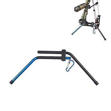 Bogenschießen-Bogen-Ständer-Halter für Compoundbogen