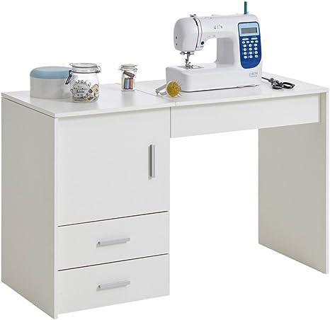 FMD Moebel Angers 1 370-001 - Mueble para máquina de Coser, Madera ...