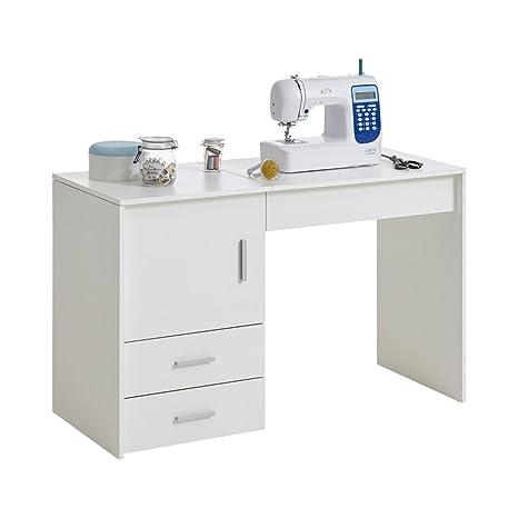 FMD Moebel Angers 1 370-001 - Mueble para máquina de Coser, Madera,