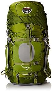1. Osprey Men's Aether 60 Backpack