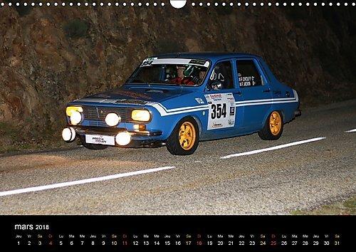 Rallye Vieilles Voitures 2018: Rallye Voitures Des Annees 80 (Calvendo Sportif) (French Edition): 9781325291977: Amazon.com: Books