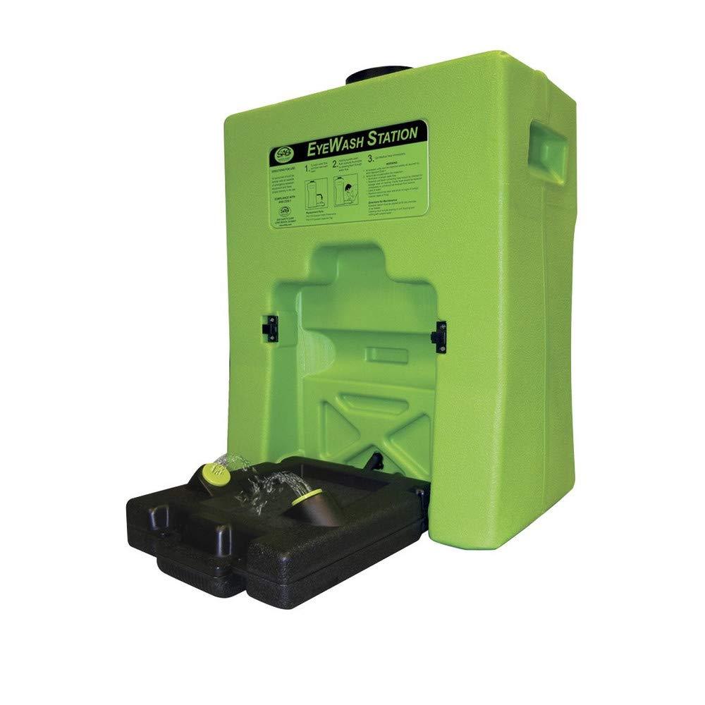 S.A.S. Safety Corporation 5135 Portable Low-Profile Eyewash Station SAS 5135 27245