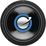 Planet Audio Car Subwoofer SeriesTorque, ModelTQ12S | 12 inch, Single 4 Ohm Voice Coil, 1500 Watts