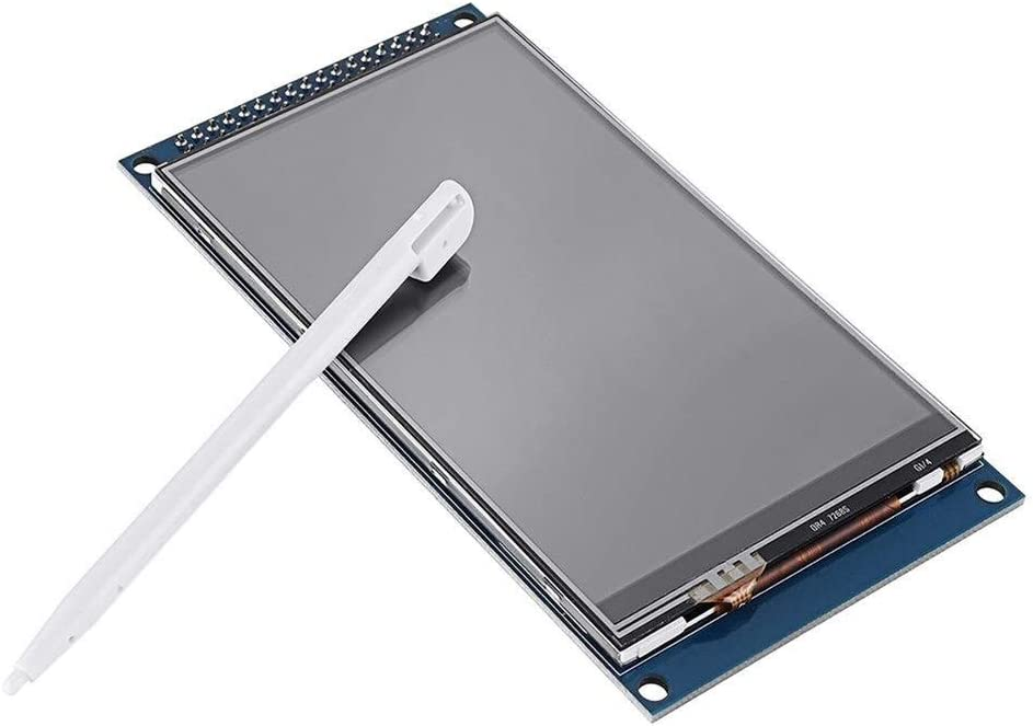 Nrthtri smt 3.97 Inch IPS Touch Screen Module HD 800480 TFT LCD Display 51 STM32 Driver OTM8009A so on