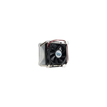 AVC Socket 478 Heat Sink and Fan to 3 4GHz+