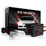 X5 Series Slim HID Xenon Conversion Kit (9006 HB4 Bulbs 6000K Cool White)