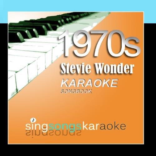 The Stevie Wonder 1970s Karaoke Songbook (Karaoke 70s)