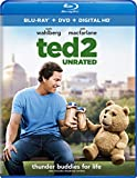 Ted 2 (Blu-Ray + DVD + Digital HD with UltraViolet)