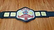 Maxan AWA World Tag Team Wrestling Championship Belt Adult Size