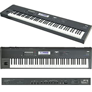 korg tr88 tr 88 key keyboard synth midi usb workstation musical instruments. Black Bedroom Furniture Sets. Home Design Ideas