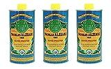 Nicolas Alziari Extra Virgin Olive Oil Fuitee Douce 17 Fl.oz (500mL) (Pack of 3)