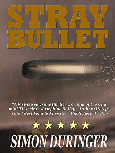 Stray Bullet by [Duringer, Simon]