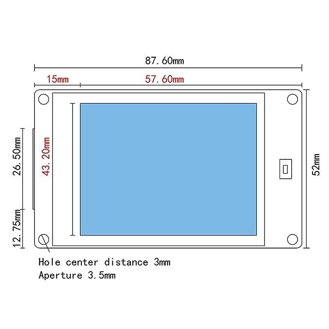 Semoic 3D Piezas de La Impresora Jz-Ts28 2,8 Pulgadas Color de La ...
