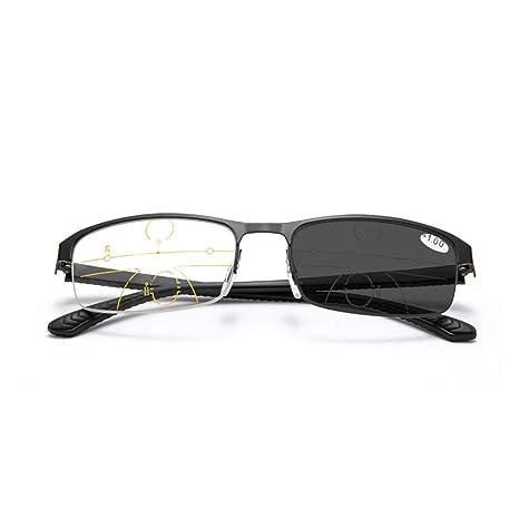 SYTH Gafas de Lectura fotocrómicas multifocales progresivas ...