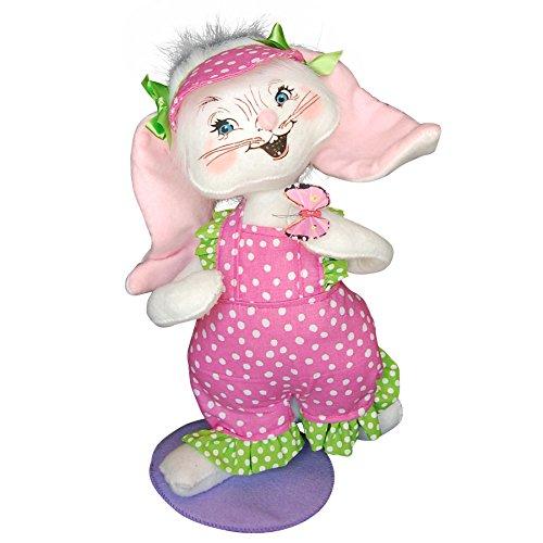 - Annalee - 12in Spring Girl Bunny