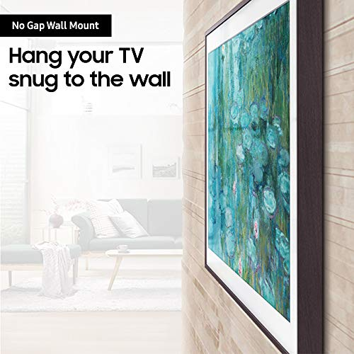 Samsung QN43LS03RAFXZA Frame 43-Inch QLED 4K LS03 Series Ultra HD Smart TV with HDR and Alexa Compatibility (2019 Model)