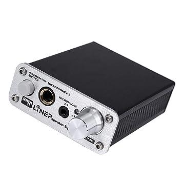 Baoblaze A907 Amplificador Digital de Altavoces Auriculares Audio de Alta Potencia para Automóvil