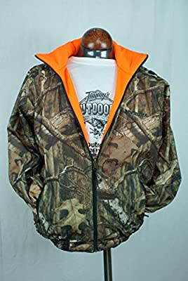 Winchester Reversible Hooded Camo Mossy Oak WaterProof Jacket