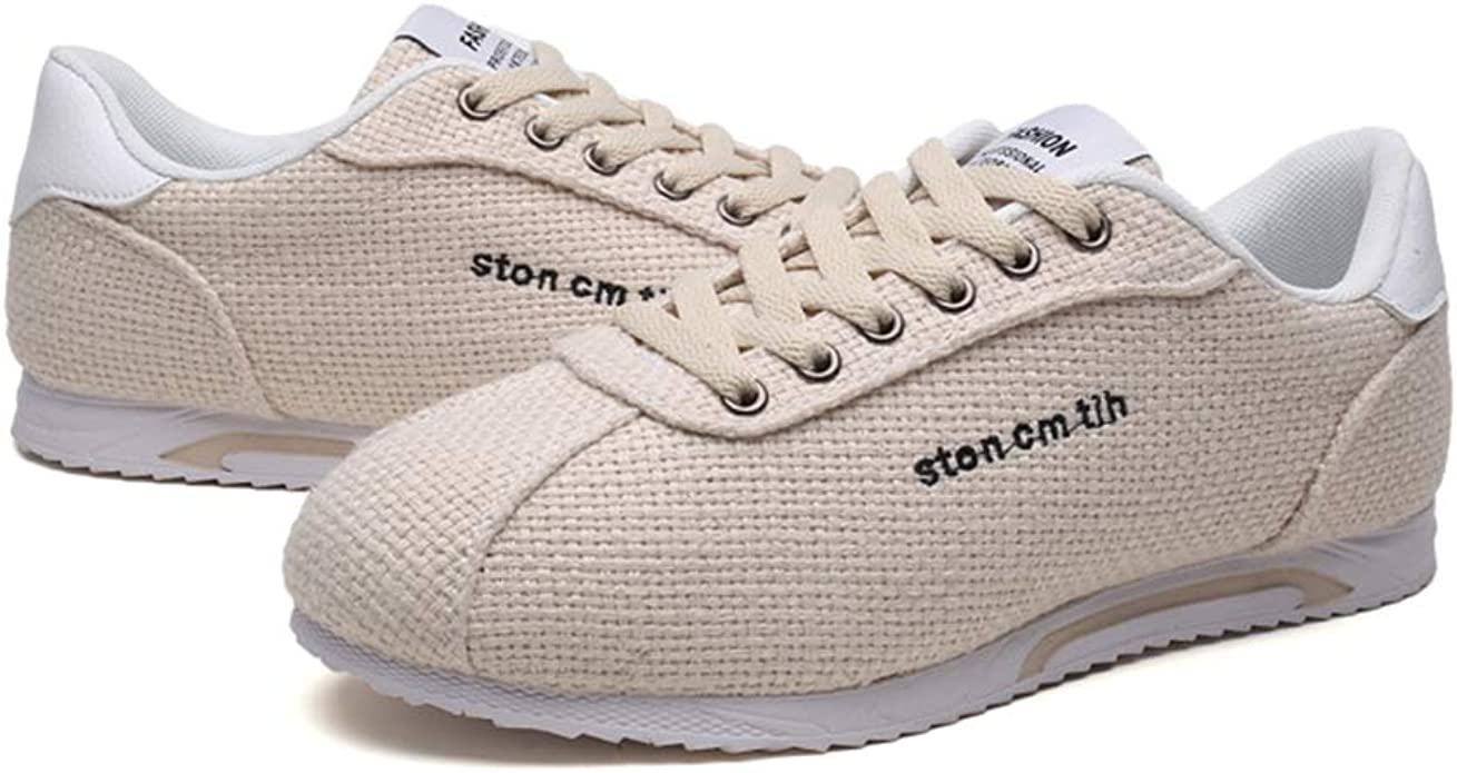 Classic Pink Mens Running Shoes Sport