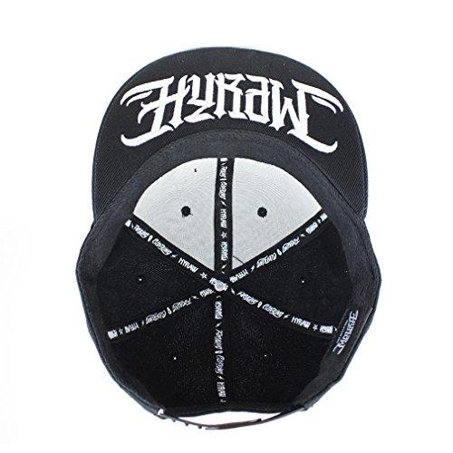 Death Tattoo nbsp;Gorra nbsp;– nbsp;– bordado béisbol Hombre logotipo de nbsp;Until hyraw negro Gorra con nSq1pZn8