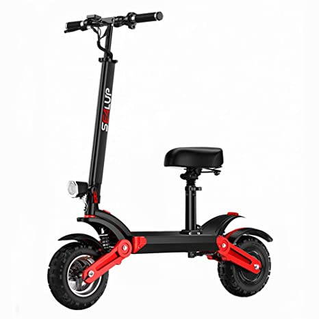 ZBB Scooter eléctrico Ruedas para neumáticos Todoterreno de ...