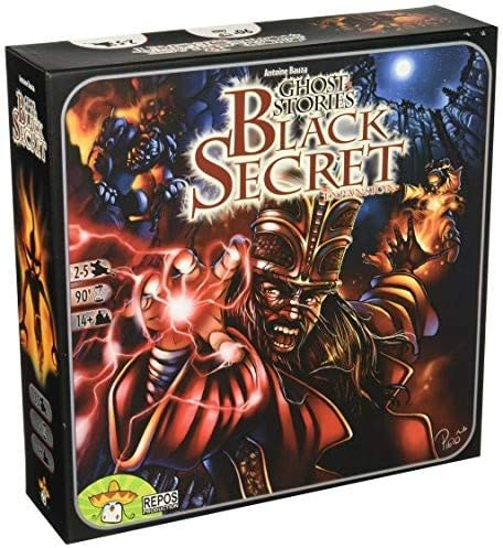 Asmodée - Ghost Stories: Black Secret: Amazon.es: Juguetes y juegos