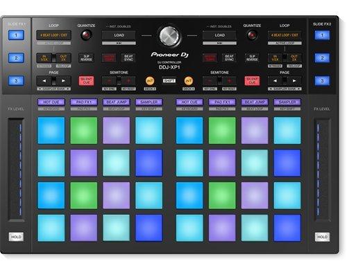 """Pioneer DJ DDJ-XP1 Sub Controller, 3"""" Display"""