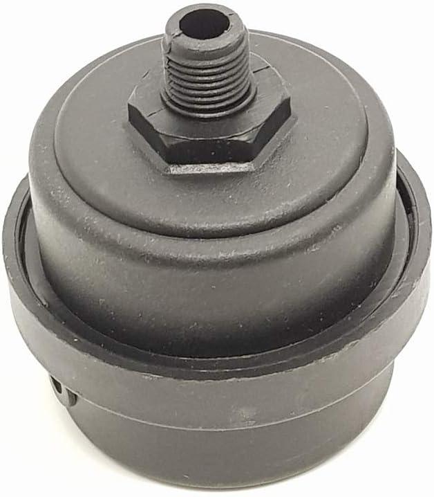 1 Paar Luftkompressor Ersatzteile Filter Schalld/ämpfer 1//2