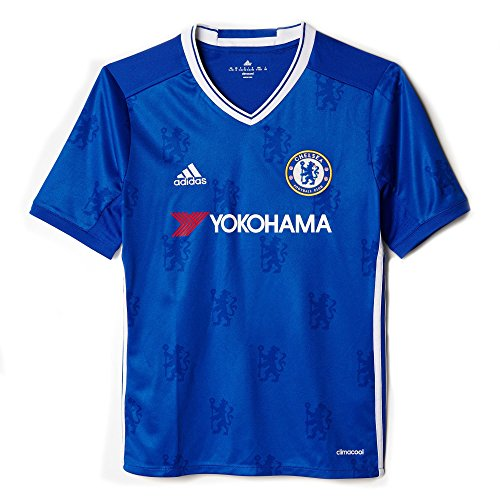 adidas Soccer Chelsea Youth Jersey, Medium, ()