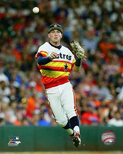 - Alex Bregman Houston Astros 2016 MLB Action Photo (Size: 8