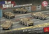 Team Yankee: Soviet: BTR-60 Transport Platoon (Plastic)