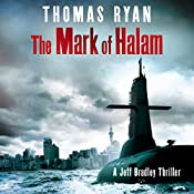 The Mark of Halam: A Jeff Bradley Thriller, Book 2 | Thomas Ryan