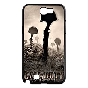 Personalized Call of Duty Black Ops 2 Samsung Galaxy Note 2 N7100 Case Best Durable Back Cover