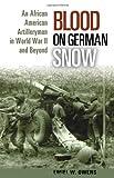 Blood on German Snow, Emiel W. Owens, 1585445371
