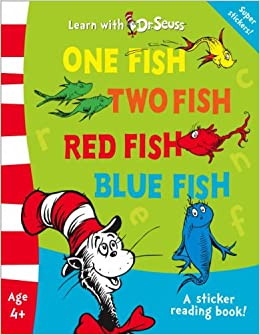 One fish two fish red fish blue fish dr seuss for One fish two fish read aloud