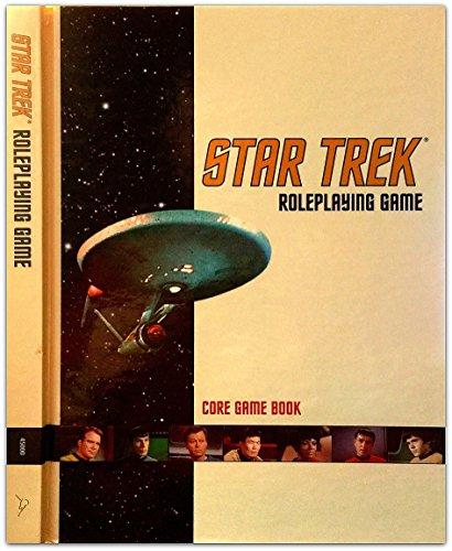 ''Star Trek'' Role Playing Game by Last Unicorn Games,U.S.