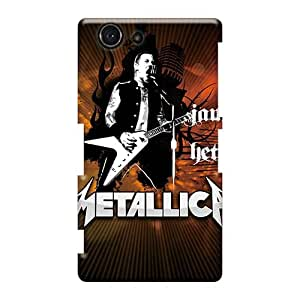 Scratch Protection Hard Phone Covers For Sony Xperia Z3 Mini With Custom Nice Breaking Benjamin Pictures Customcases88