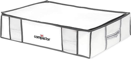COMPACTOR Caja de Almacenaje Al Vacío, Talla L, 145 l, Blanco ...