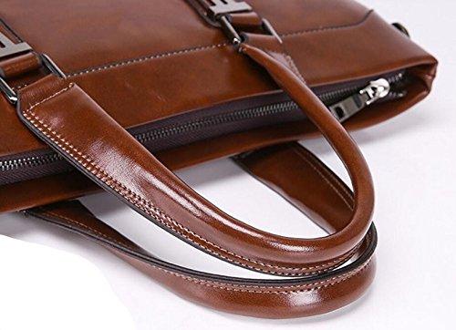 Bolsa Bandolera Hombre Del Bolso Del Paquete Diagonal Bolsa Hombre Bolsa De Moda Black