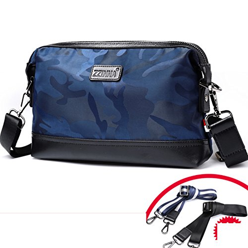 Shoulder B Outdoor Men's Waterproof Bag Pack Hand C Cross Bag Business Bags Single skew Motion nO8wqCff